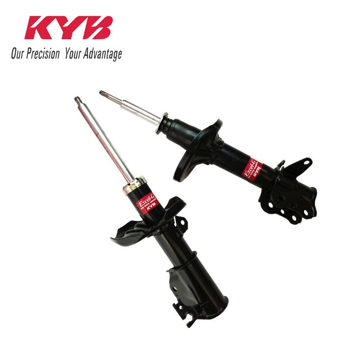 KYB front right shock absorber 339066 EXCEL-G inflatable for FAW Toyota COROLLA ZRE15 # car shock absorber