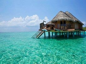 Maldive - Hotel Kanuhura 6*