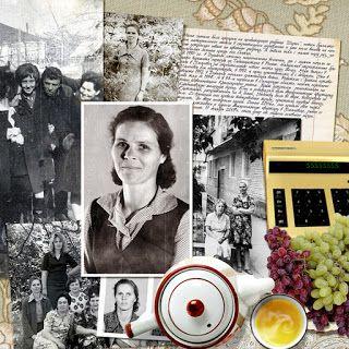 My Scrap Album: Мои дедушка и бабушка