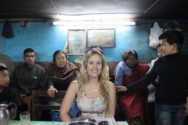 Travel blog: Backpacker Becki