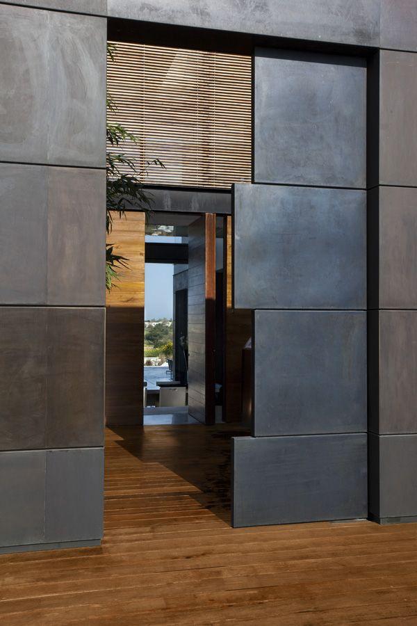Cesarea, villa A. IL | Gal Marom Architects | גל מרום אדריכלים