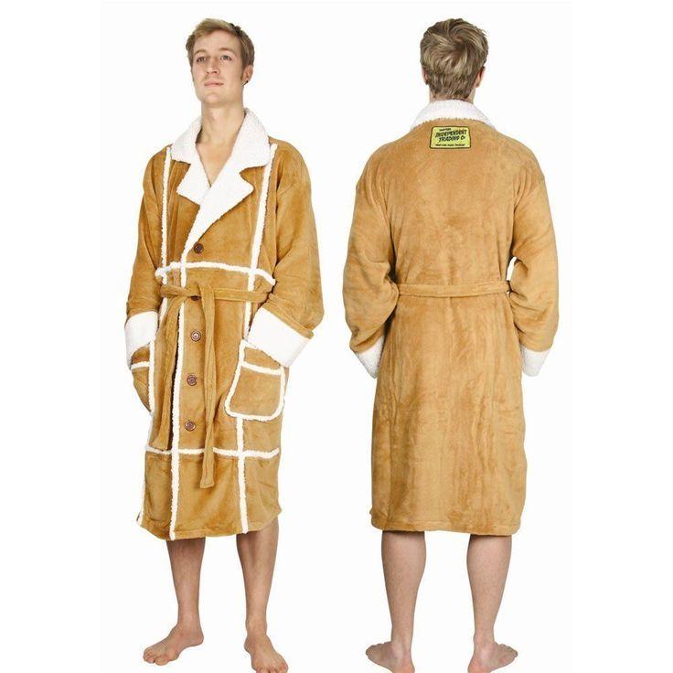 Del Boy (Only fools and horses) dressing gown / bathrobe (bath robe - mens gift)