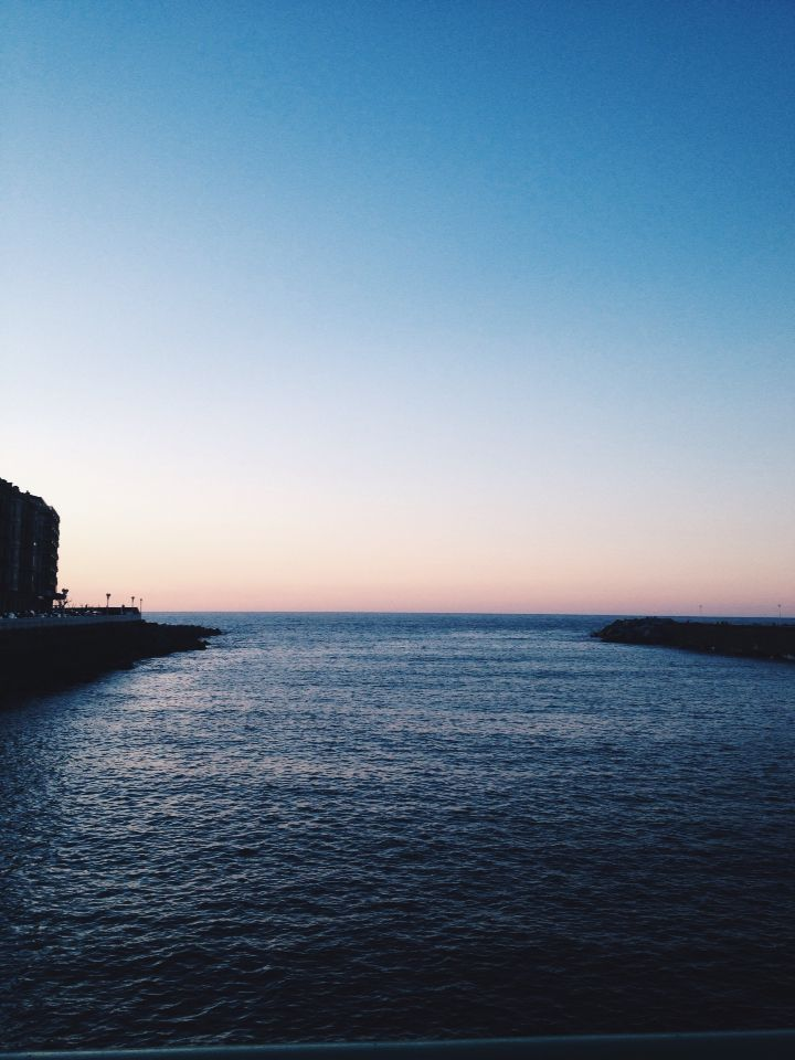 Ocean Pictured by Abigail Durand