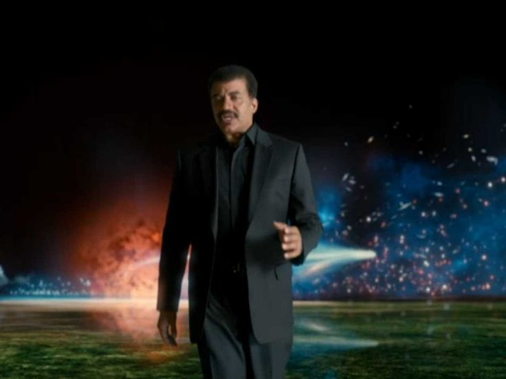 Cosmic Calendar From Cosmos Premiere - Business Insider