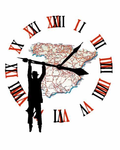 17 de marzo de 2014: El embrollo del desfase horario en el planeta.