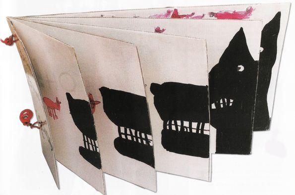 Au loup ! Fête du livre du groupe scolaire Louis Buton d'Aizenay | Coop'ICEM