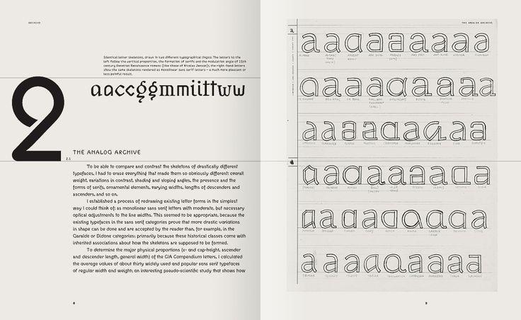 Compendium of Alphabets - Jens Gehlhaar Creative Director