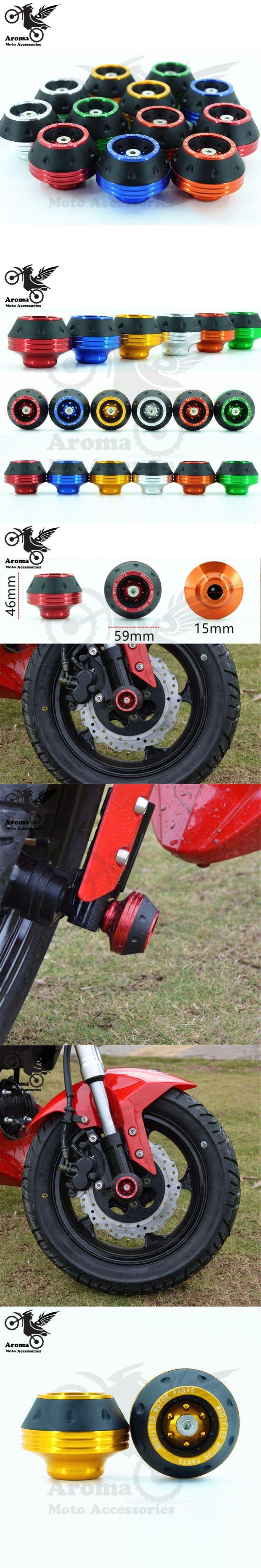 colorful CNC motorcycle Frame Slider crash pads protectors for KTM motocross crash protector motorbike Falling Protection parts