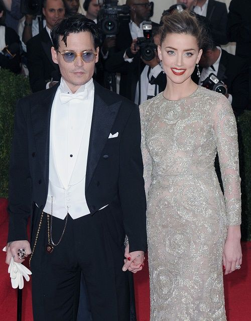 Johnny Depp, Amber Heard Married In Private Island Ceremony - Johnny's Kids Forced To Attend