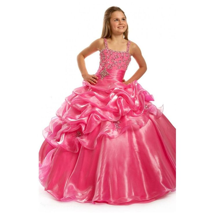 79 mejores imágenes de Childrens Formal & Pageant Gowns New Order ...