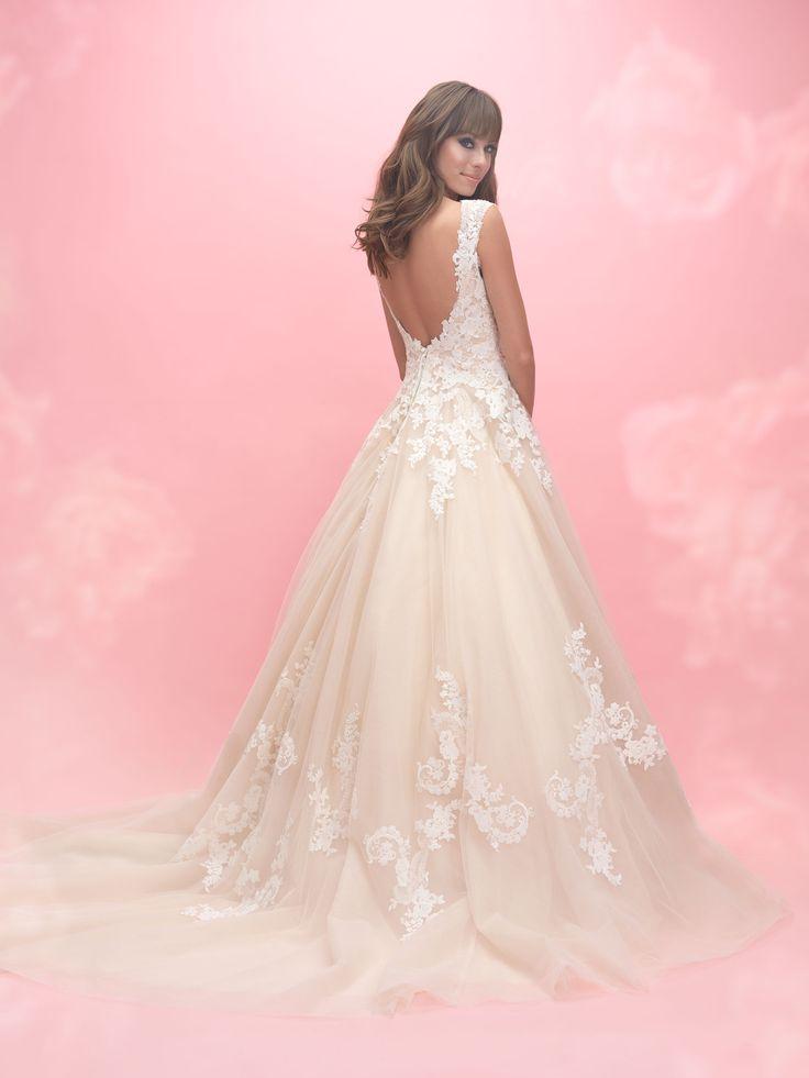 44 mejores imágenes de Favorite wedding dress styles en Pinterest ...