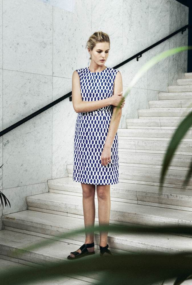 Dyyk dress - Marimekko Fashion - summer 2015