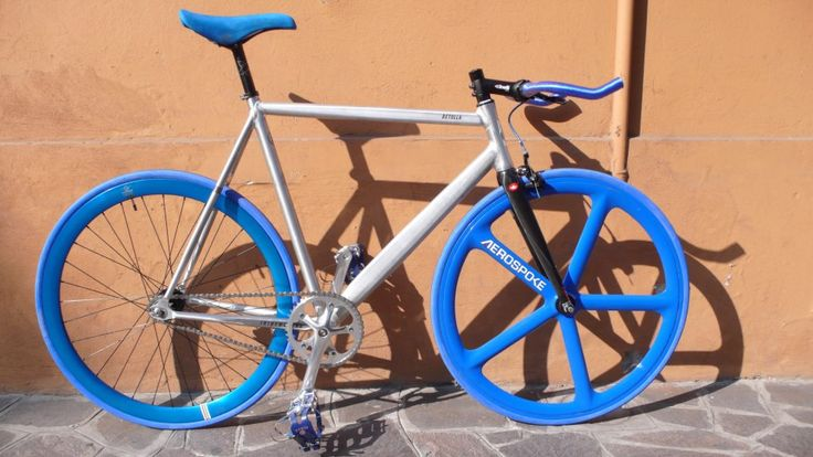 La Betulla - Iride Fixed Modena - #Iridemodena #fixedgear #scattofisso #fixie #bicycle