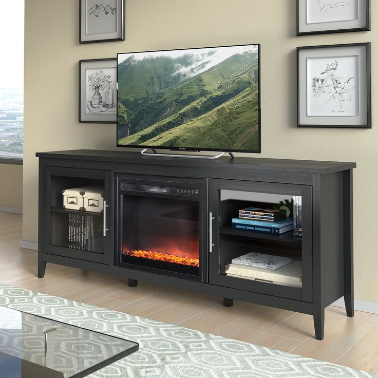 Best 25 Tv Over Fireplace Ideas On Pinterest Tv Above