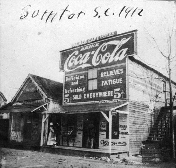 Palace Cafe. South Carolina 1912