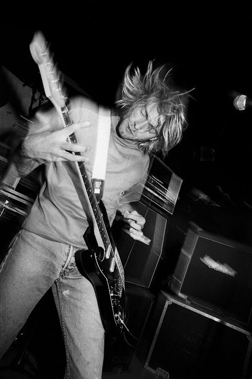 Musica Nirvana And: Kurt Cobain Live In Cork, Ireland At