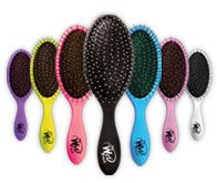 The Best Detangling Brush Ever! I just bought one and it makes brushing my hair after the shower so much easier. I don't even cry now.
