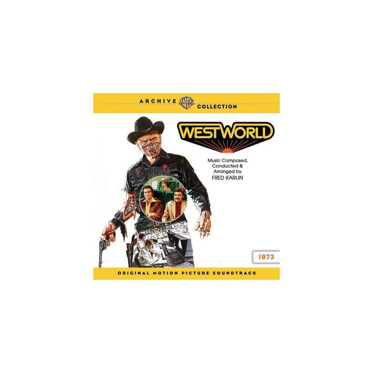 Fred Karlin - Westworld (1973) - O.S.T. (CD)