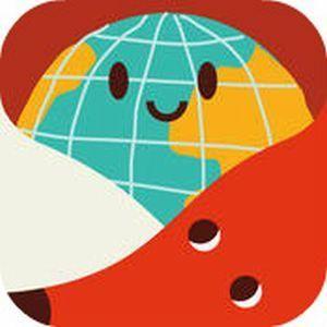 Knifflige kleine Bilder- und Texträtsel präsentiert die großartige App. #iPad #iPhone #Rätsel #Kinderapps #Fuchs #Bilderrätsel PocketfoxApps ZebraPuzzle No. 1 | Apps für Kinder - myToys