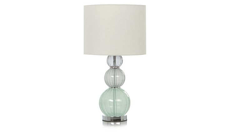 Buy George Home Blue 3 Ball Table Lamp from our Lighting range today from George at ASDA.