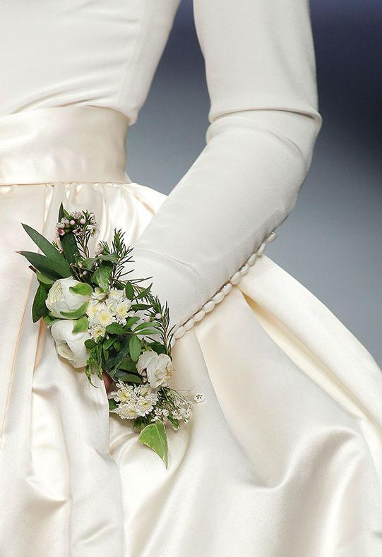 Barcelona Bridal Week 2015 | Cristina Tamborero Atelier