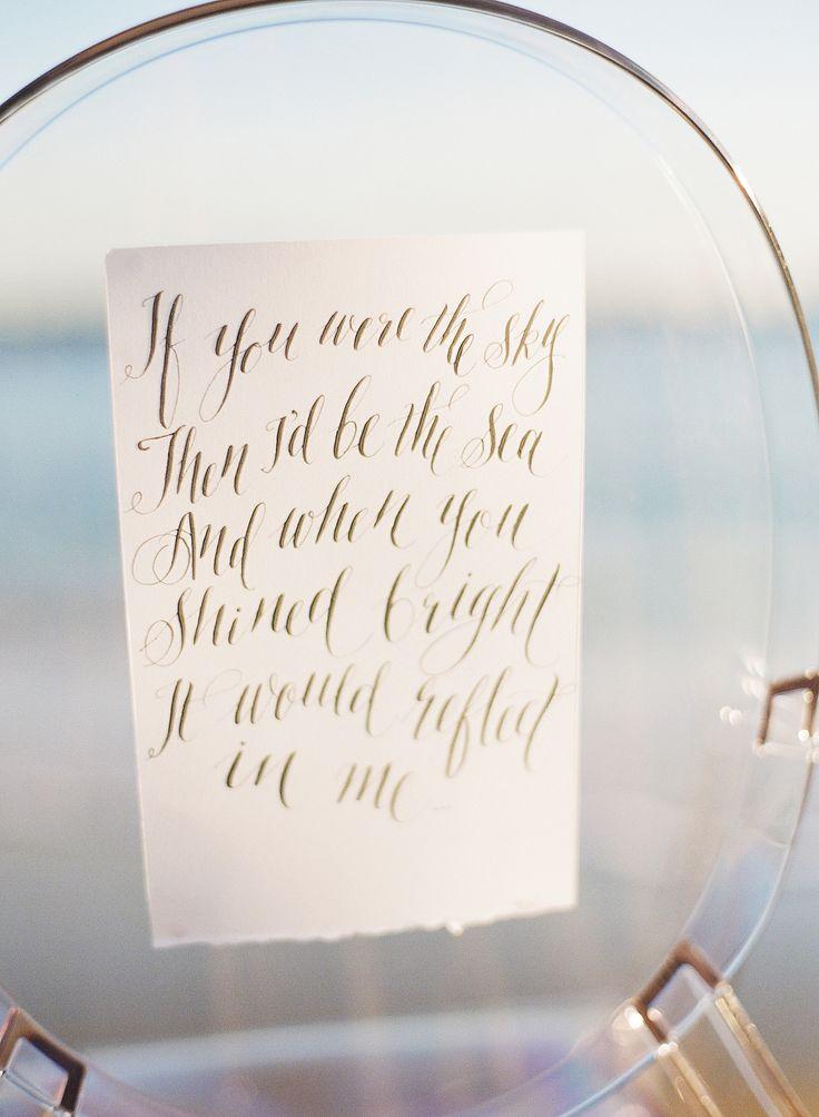 Seaside Chic Wedding Inspiration at Watsons Bay
