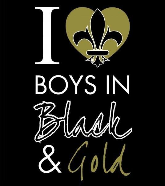 I Love my New Orleans Saints
