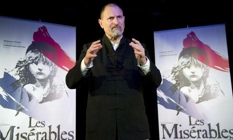 Les Miserables Tampereelle ensi vuoden syyskuussa - Aamulehti 29.11.2012