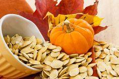 Beneficios de las semillas de Auyama, calabaza o zapallo