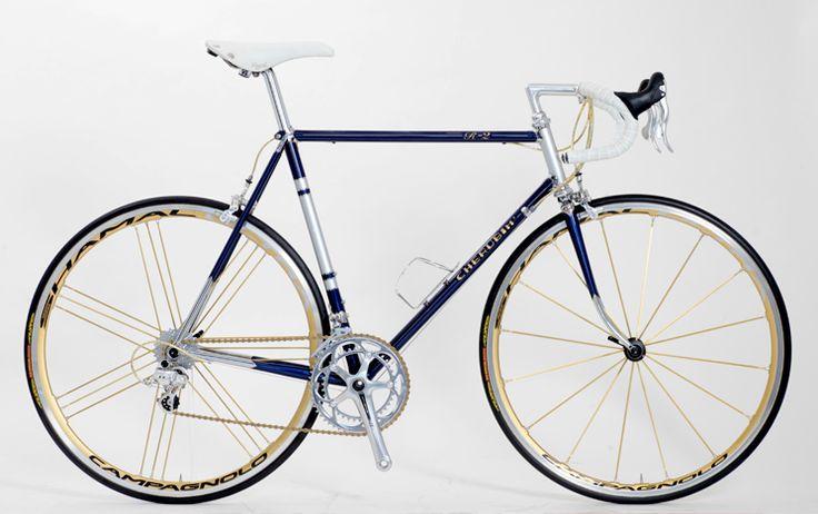 Japanese steel bike. cherubim R-2