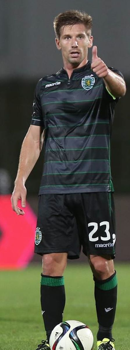 ADRIEN SILVA: He's really up to the task of beying team captain.