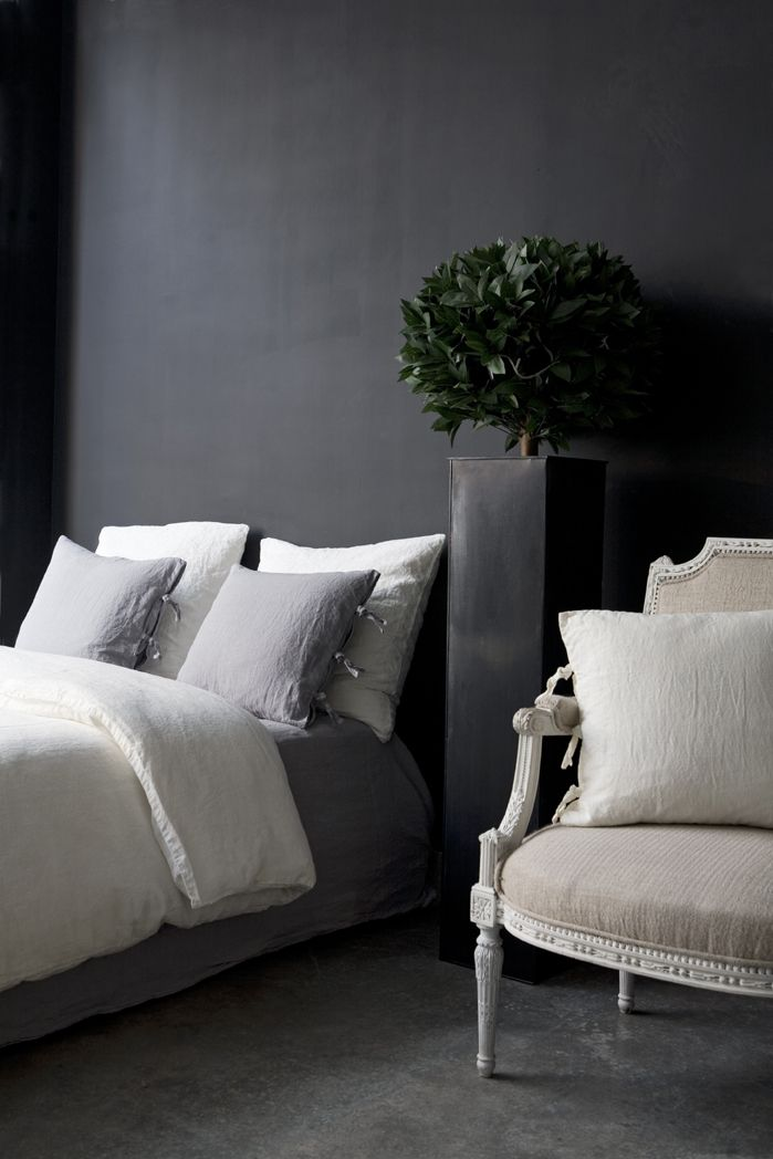 628 best images about french grey interiors on pinterest Beautiful grey bedrooms
