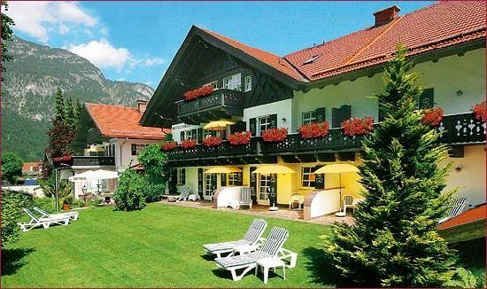 Garmisch Partenkirchen - Hotel Edelweiss