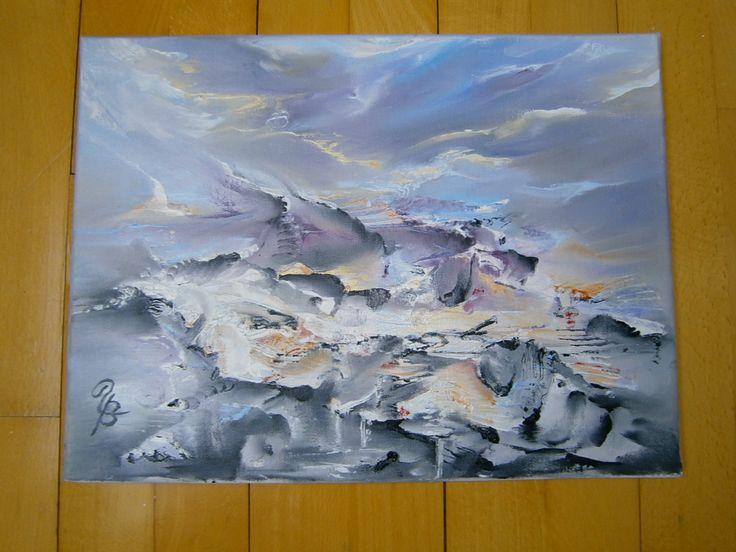 oil on canvas 30x40.