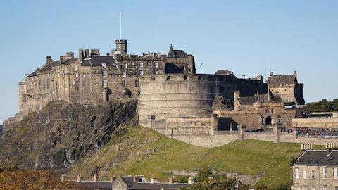 13 HARI – GREAT BRITAIN SCOTLAND + IRELAND (Edinburgh-Castle)