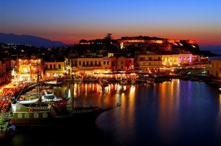 Europe's Summer Wine Festivals - Rethymnon Wine Festival/Cretan Diet Festival