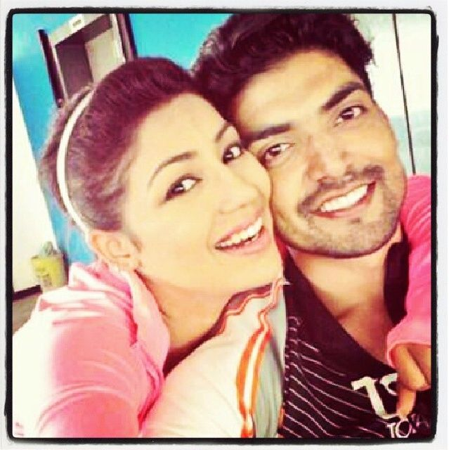 debina bonnerjee and husband gurmeet choudhary loo so cute