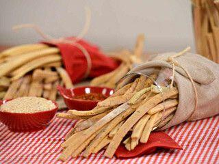Grisines Patricia Gabriel - Cocina sin gluten