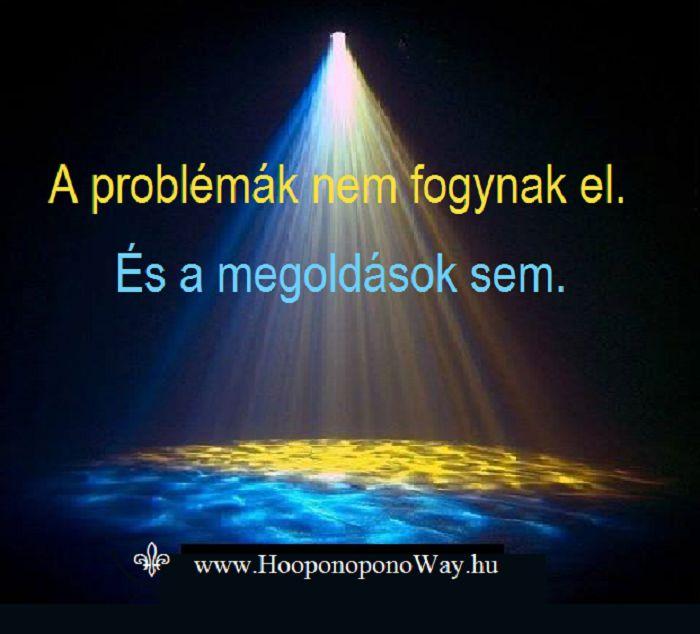 Hálát adok a mai napért. A problémák soha nem fogynak el. És a megoldások sem. A bölcsesség tárháza benned van, és bármikor hozzáférhetsz. Élj a kincseiddel, és használd a legkönnyebb utat. Mert a boldogság a természetes állapotod. Így szeretlek, Élet! Köszönöm. Szeretlek ❤️ ⚜ Ho'oponoponoWay Magyarország ⚜ www.HooponoponoWay.hu