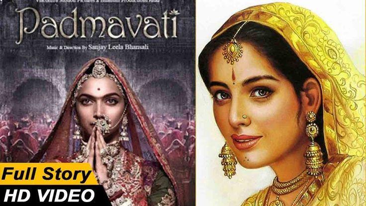 Rani Padmavati Real Story | Deepika Padukone, Shahid Kapoor, Ranveer Sin...
