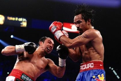 Pacquiao served 'divorce papers' before fight vs Marquez