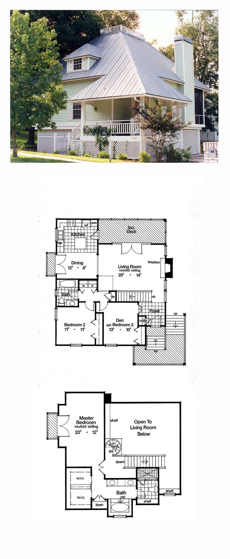 Amazing House Design Architecture: 16 Best Images About Florida Cracker House Plans On