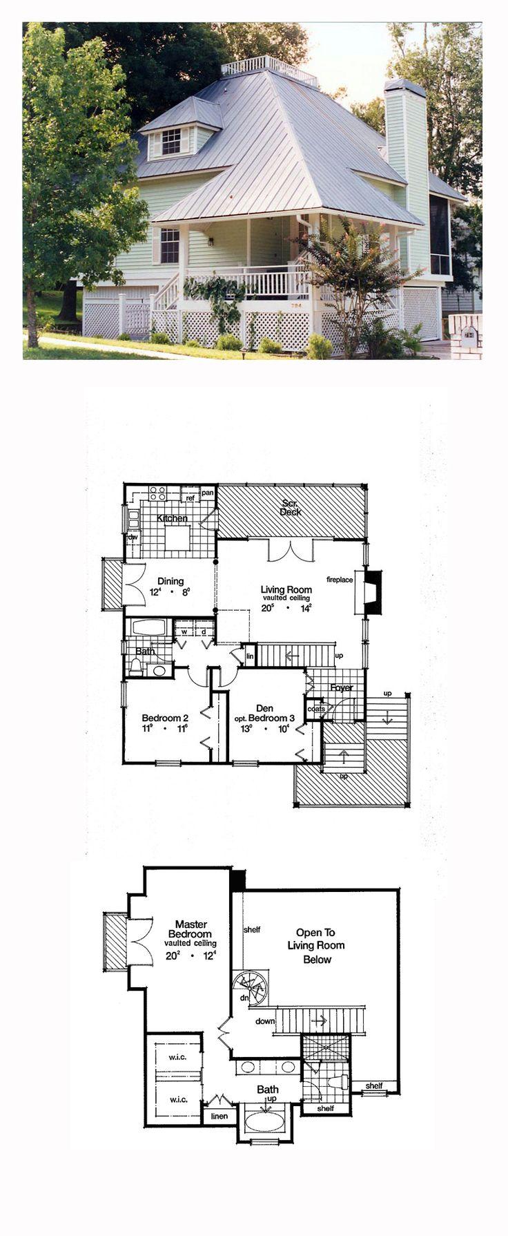 Florida Cracker House Plan chp 38133 16 best