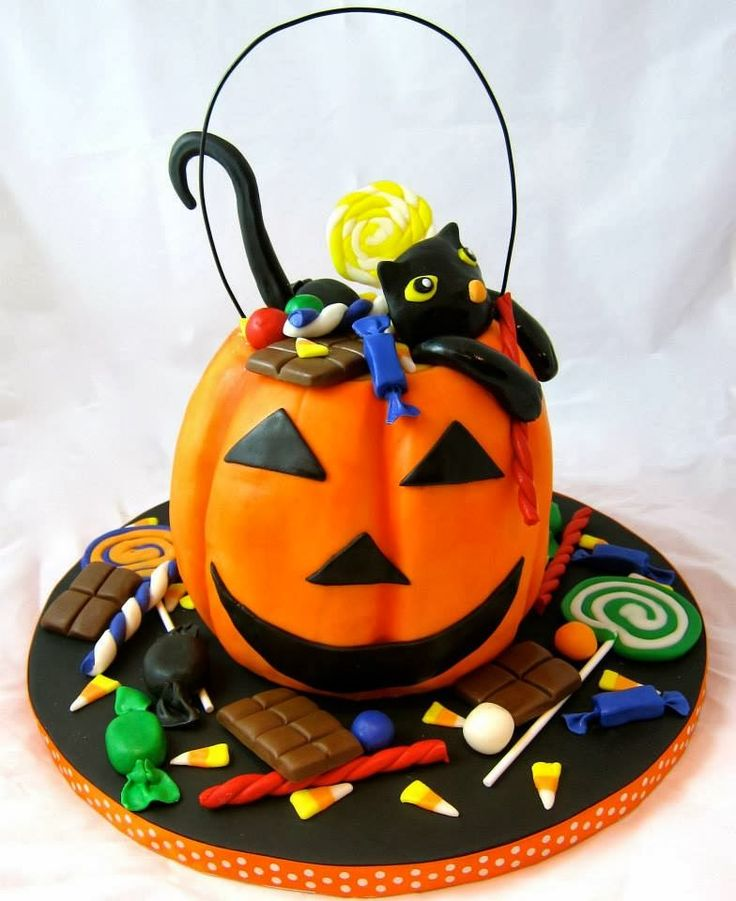 12 Best Halloween Cakes For Kids Images On Pinterest