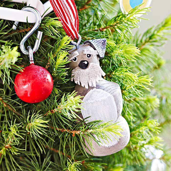 Cats and Dogs Christmas Ornaments