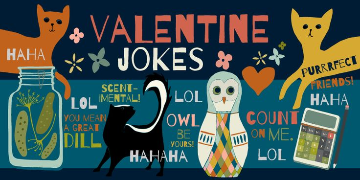 Download these free printable Valentine jokes for your students and spread a little love!