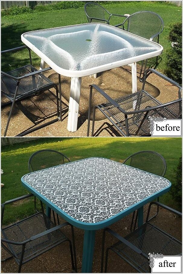 If Your Outdoor Chairs Or Tables Have Become Old And Tired And You Are  About To