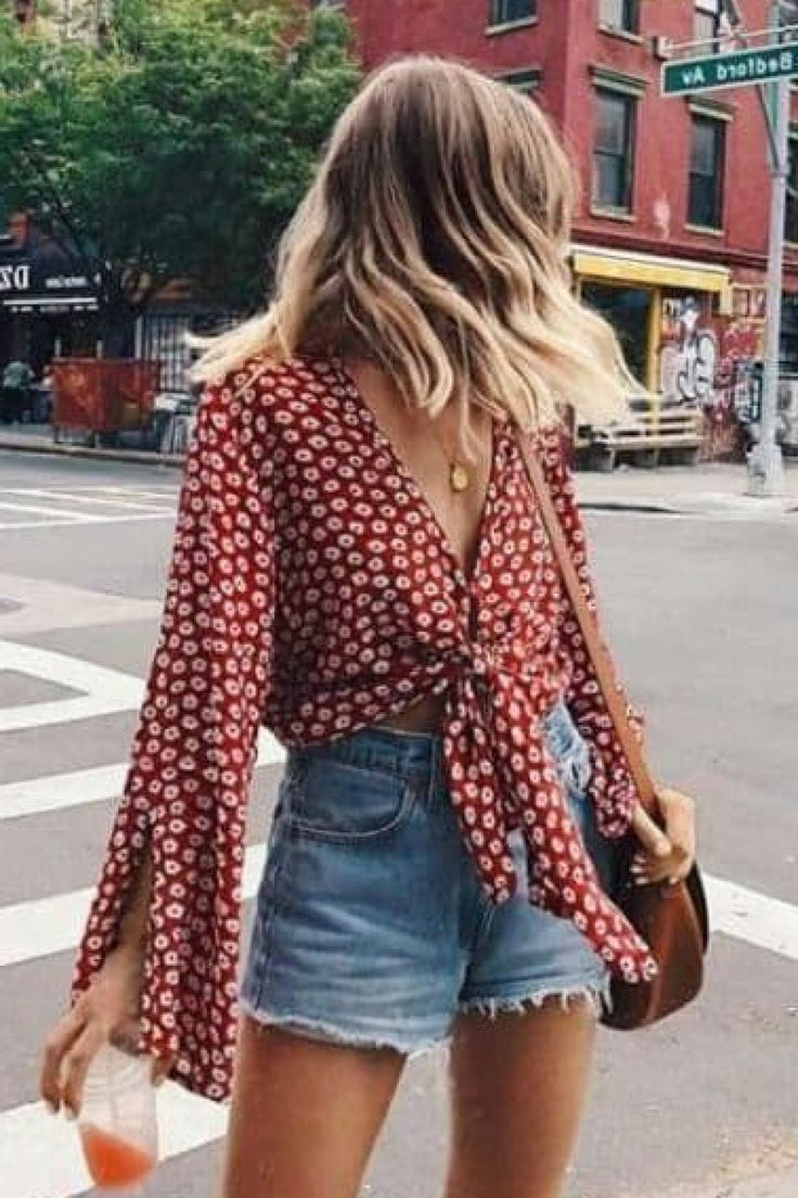 27 Lovely Summer Outfits Pictures