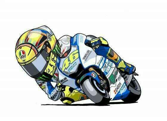 Cantoon rossi... Hopefully I can draw out something similar like this one day…