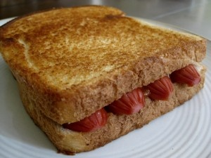 Grilled Chili Cheese Dog Sandwich   Recipes - Main Course & Sides   P ...